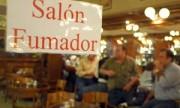 Los bares ya habían iniciado las reformas y quedaban muy pocos con espacios para fumadores. Foto: Archivo de La Nación