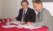 La UART y la CGERA trabajarán juntas para disminuir los accidentes laborales