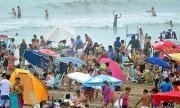 Más del 50% de los turistas no hacen actividad física