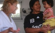 A causa del calor, aumentan consultas por gastroenteritis en el Garrahan