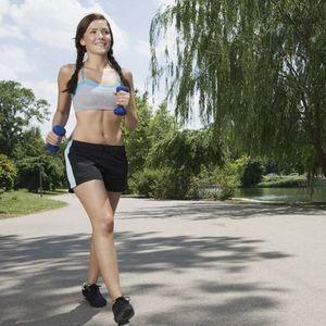 Caminar una hora reduce un 50% la influencia genética de obesidad