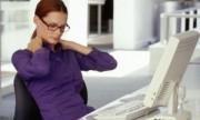 ¿Cuál es la postura ideal frente a la PC?