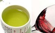 ¿Té verde y vino tinto contra el Alzheimer?