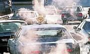 Asocian humo de motores con colesterol