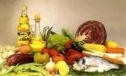Menos infartos con comida mediterránea