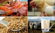 Conocé los 8 alimentos que causan el 90% de las alergias