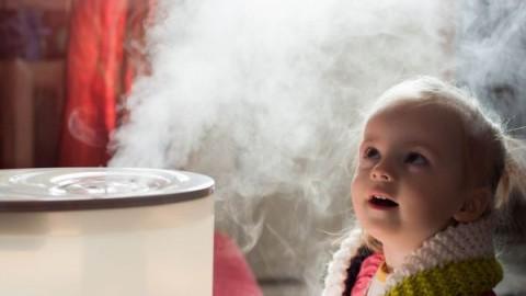 peligros-vapor-ninos-humidificador