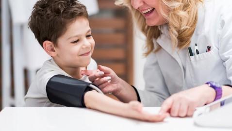 hipertensión en chicos